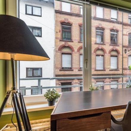 Rent this 2 bed apartment on S3 in Carl-Friedrich-Straße, 68161 Mannheim