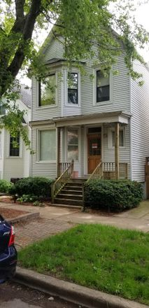 Rent this 2 bed townhouse on 3338 North Hamilton Avenue in Chicago, IL 60618