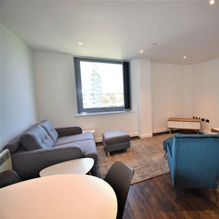 Rent this 1 bed apartment on Churchill Place in Churchill Way, Basingstoke RG21 7BL