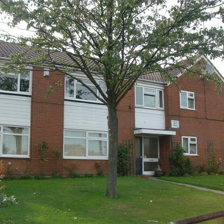 Rent this 2 bed apartment on Radford Drive in Walsall WS4 1AE, United Kingdom