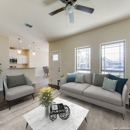 Rent this 3 bed house on 2135 East Crockett Street in San Antonio, TX 78202