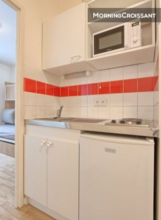 Rent this 1 bed apartment on 38 Rue Raymond Marcheron in 92170 Vanves, France
