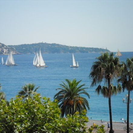 Rent this 1 bed apartment on 126 Avenue de la Californie in 06200 Nice, France