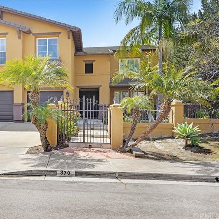 Rent this 5 bed house on 870 Lagasca Place in Chula Vista, CA 91902