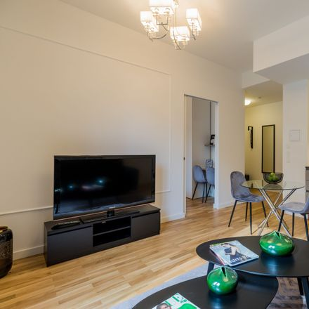 Rent this 1 bed apartment on Englische Straße 23 in 10587 Berlin, Germany