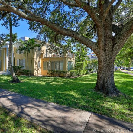 Rent this 1 bed apartment on 1415 Salzedo Street in Coral Gables, FL 33134