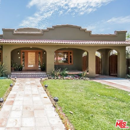 Rent this 3 bed house on 646 North Cahuenga Boulevard in Los Angeles, CA 90004