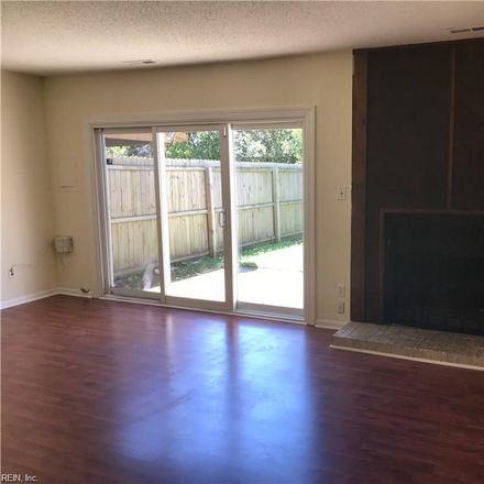 Rent this 3 bed townhouse on 3716 Chimney Creek Drive in Virginia Beach, VA 23462