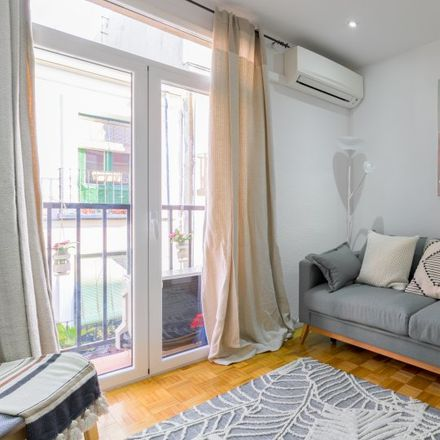 Rent this 1 bed apartment on Calle de los Tres Peces in 1, 28012 Madrid