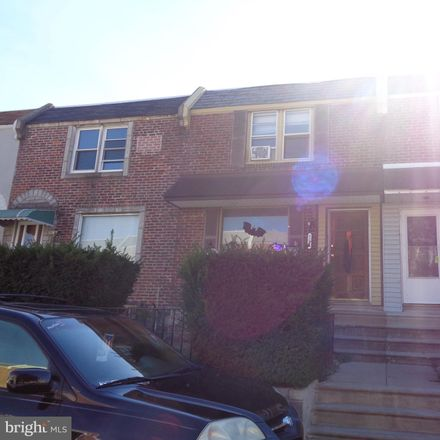 Rent this 3 bed townhouse on 5275 Burton Street in Philadelphia, PA 19124