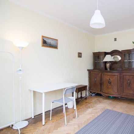 Rent this 3 bed apartment on Balladyny 1 in 02-553 Warsaw, Poland