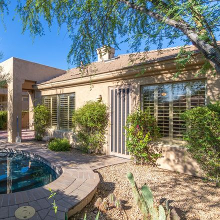 Rent this 3 bed house on 32944 North 70th Street in Scottsdale, AZ 85266