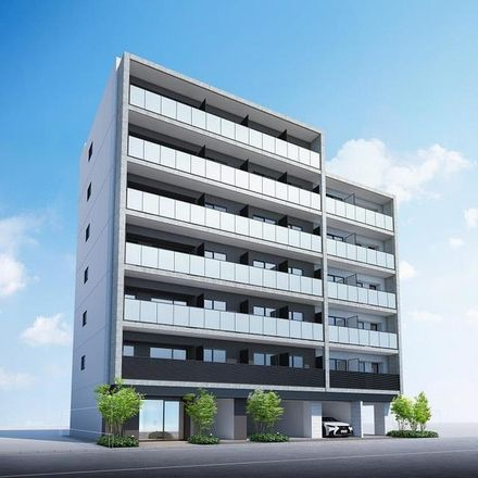 Rent this 1 bed apartment on unnamed road in Tatekawa 3-chome, Sumida