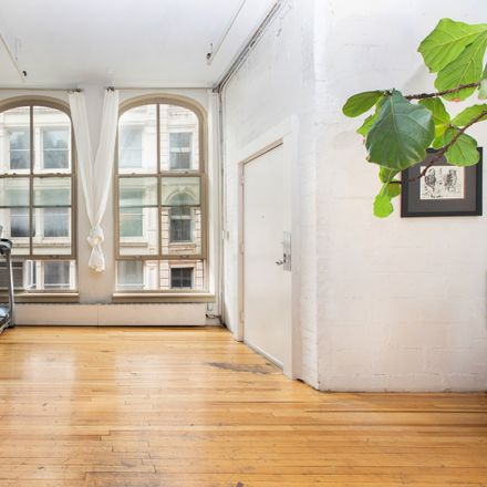 Rent this 2 bed loft on 18 Mercer Street in New York, NY 10013