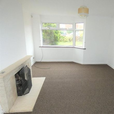 Rent this 3 bed house on Cookson Avenue in Longton ST3 4NR, United Kingdom