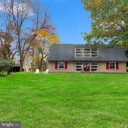 Rent this 4 bed house on 3380 Masons Mill Rd in Huntingdon Valley, PA