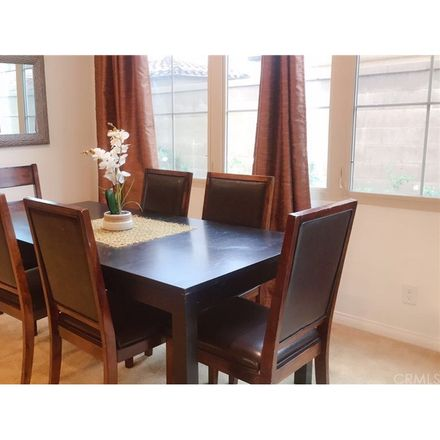 Rent this 3 bed condo on 71 Hanging Garden in Irvine, CA 92618