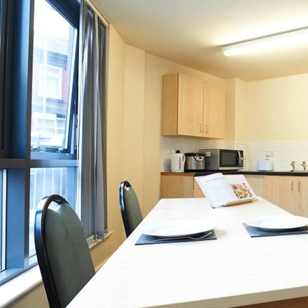 Rent this 0 bed room on CLV Manchester in Rusholme Place, Manchester M14 5TE
