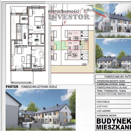 Rent this 3 bed apartment on Porosły-Kolonia in Białystok County, Poland