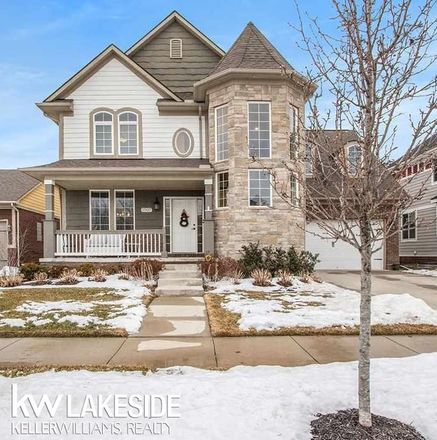Rent this 4 bed house on 53157 Springdale in Macomb Township, MI 48042