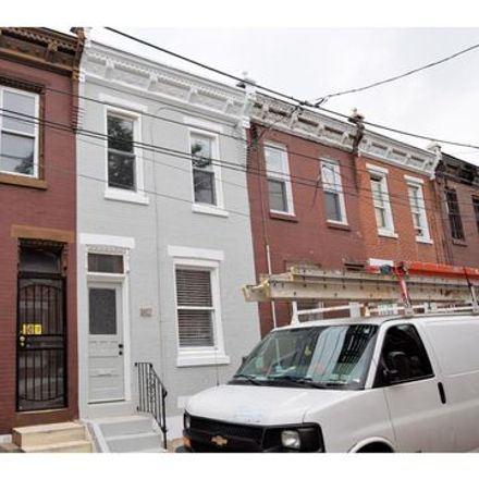 Rent this 2 bed apartment on 1854 Waterloo Street in Philadelphia, PA 19122