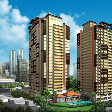 Rent this 1 bed condo on 2951 A. Mabini in Makati, 1210