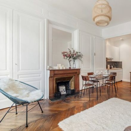 Rent this 1 bed apartment on 18 Rue de Condé in 69002 Lyon, France
