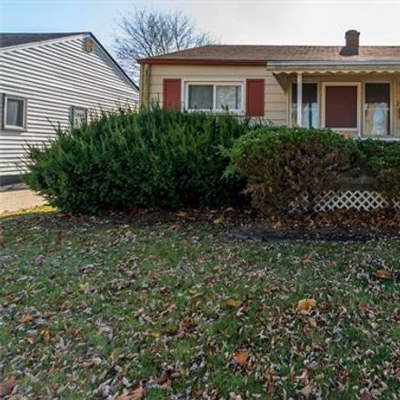 Rent this 3 bed house on 20539 Champaign Street in Allen Park, MI 48180
