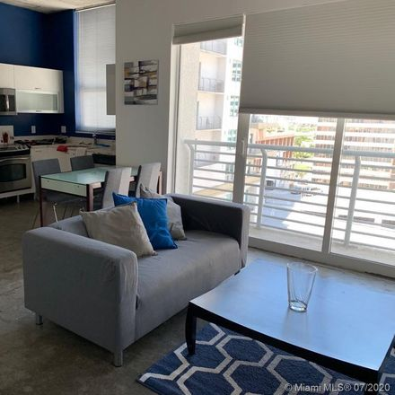 Rent this 2 bed condo on 133 Northeast 2nd Avenue in Miami, FL 33132