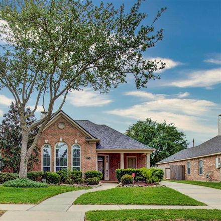Rent this 4 bed house on Ferndale Lake Ct in Richmond, TX