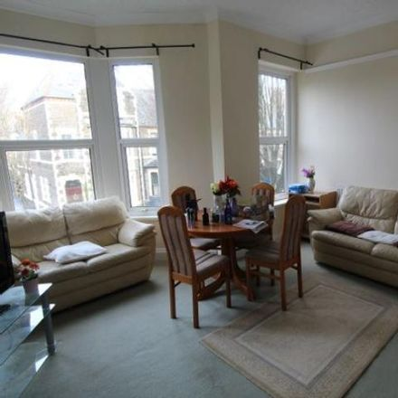 Rent this 1 bed apartment on St. Mary of the Angels Catholic Church Llanfair Yr Angylion in Talbot Street, Cardiff