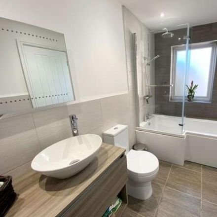Rent this 3 bed house on New Bristol Road in West Wick BS22 6BQ, United Kingdom