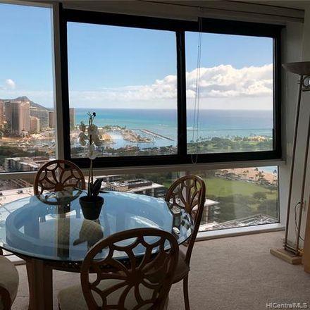 Rent this 2 bed condo on Hawaiki Tower in 88 Piikoi Street, Honolulu