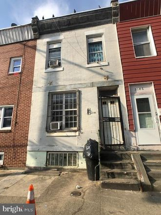 Rent this 3 bed townhouse on 3144 North 8th Street in Philadelphia, PA 19133