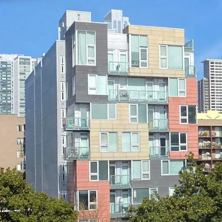 Rent this 0 bed condo on CUBIX in 766 Harrison Street, San Francisco