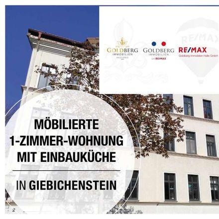 Rent this 1 bed apartment on Halle (Saale) in Giebichenstein, SAXONY-ANHALT