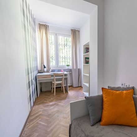 Rent this 11 bed room on Irysowa 3A in 02-660 Warsaw, Poland