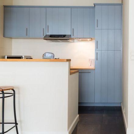 Rent this 1 bed apartment on Rue Faider - Faiderstraat 71 in 1060 Saint-Gilles - Sint-Gillis, Belgium