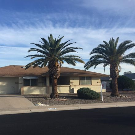 Rent this 2 bed house on 9208 West Elkhorn Drive in Sun City, AZ 85351