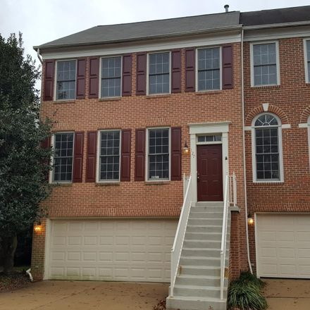 Rent this 3 bed townhouse on 127 Carter Court Southwest in Vienna, VA 22180