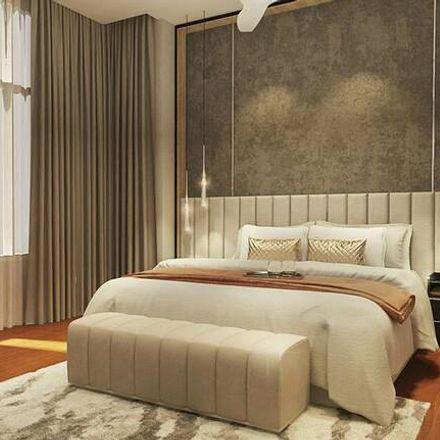 Rent this 4 bed apartment on E&O Residences in 1 Jalan Tengah, Bukit Bintang