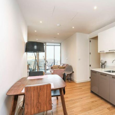 Rent this 1 bed apartment on Southwark Bridge Road in London SE1, United Kingdom