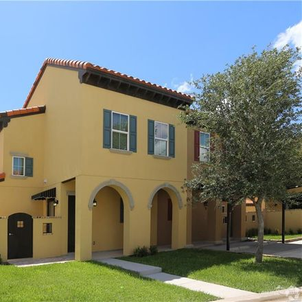 Rent this 2 bed townhouse on 318 East 18th Street in Weslaco, TX 78596