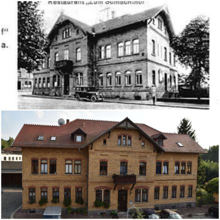 Rent this 4 bed apartment on AUL Lauenhain e.G. Schlachtbetrieb Crimmitschau in Kitscherstraße 20, 08451 Crimmitschau