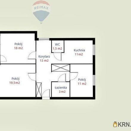 Rent this 3 bed apartment on Homepark Franowo in HOMEPARK Franowo, Szwedzka
