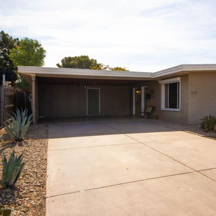Rent this 3 bed house on 1609 East Gaylon Drive in Tempe, AZ 85282
