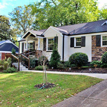 Rent this 3 bed house on 2410 Porter Road in Nashville-Davidson, TN 37206