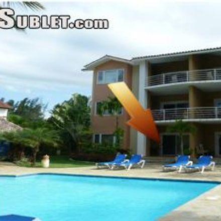 Rent this 2 bed apartment on Ocean Dream in Cabarete, Puerto Plata