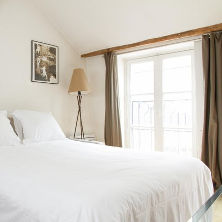 Rent this 1 bed apartment on 36 Rue de Buci in 75006 Paris, France