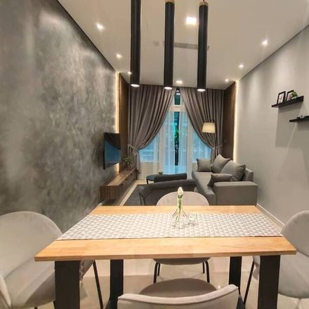 Rent this 3 bed apartment on Jalan Raja Muda Abdul Aziz in Kampung Baru, 50572 Kuala Lumpur